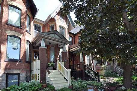 Riverdale Ave, toronto, homes, streets