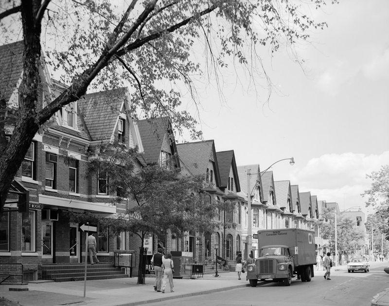 Yorkville Avenue 1975